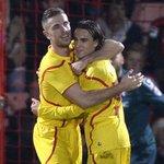 Endelig scoret Lazar Markovic for Liverpool: http://t.co/QVSjcbQsLl http://t.co/uHNJ8k7OXX
