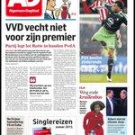 De voorpagina! http://t.co/QDJLQUC3Ue