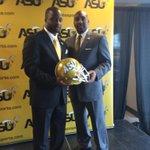 Brian Jenkins - the new head football coach of Alabama state. #myasu @ALNewsNetwork @HBCUGameday @theswac http://t.co/hCCfxyyAjD