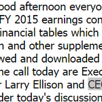 Oracle CEO Safra Catz = CEO Star Trek cats. http://t.co/eK925BfMd5