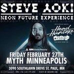 *ANNOUNCEMENT* @steveaoki Feb 27th at @MythNightClub!n http://t.co/TAymeb4NoY