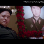 """Sony: Dec. 25 release of """"The Interview"""" canceled. http://t.co/DSUrUScOL5 http://t.co/SHxuwieq6o"""