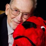 The creator of Clifford the Big Red Dog has died. He was a native of Kokomo, Ind. http://t.co/2ETrmy04DI http://t.co/lHSKsRn00t