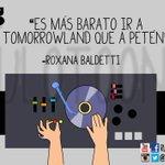 #ConElDineroDonadoASinibaldi me iría a TomorrowLand a tirar party. http://t.co/YkFiQiMHaG