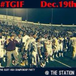 Friday | Pine Bluff High vs DollarWay After Party | 6A Championship Party . . http://t.co/72qMRpoqOZ
