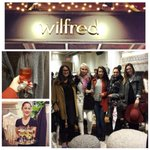 Were excited to be at the opening for the first Wilfred store in #Vancouver along with great company! #Robson http://t.co/fZy3VONlvL