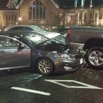 #Vancouver crews are on scene with a 2 car accident at W Georgia St & Burrard St. http://t.co/mE0vXfOAbe