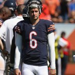 Jay Cutler when he found out he was benched for Jimmy Clausen... http://t.co/nPX3uBrSEs