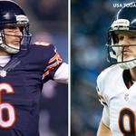 Report: #Bears benching Jay Cutler, starting Jimmy Clausen at QB Sunday - http://t.co/YBYe9H8rWt http://t.co/NqCpODimPC