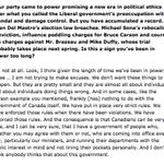 "REALLY? @pmharper u dare to call robocalls & misdirecting voters ""SMALL"" ethical breaches http://t.co/UyMVRkGDVA v @stephenlautens #cdnpoli"