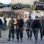 #Foto Ejército, Gendarmería y Policía Federal resguardan La Ruana tras balacera de ayer http://t.co/Csgb2LSypj http://t.co/q4jSYnfO7w