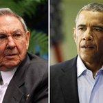 Cuba y EE.UU. restablecen relaciones diplomáticas (VIDEO) http://t.co/a6UGXp6rQ2 http://t.co/VIvzKC84Yt