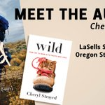 """The author of """"Wild,"""" No. 1 NYT bestseller and now major motion picture, is coming to OSU. --> http://t.co/gYPr7xayJE http://t.co/eWHaJ3pbJC"""