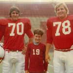 From fan to player to assistant to head coach, we go way back with Paul Chryst. Way back... #Badgers http://t.co/f3IKKfxkvF