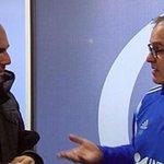 Zidane le fue a pedir consejos al profe Bielsa. El francés quiere perfeccionarse como técnico #TodaPasion http://t.co/cwuWYbdbBv