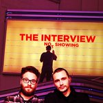 """UPDATE: Sony spokseperson: """"no further release plans for the film"""" #theinterview #sonyhack http://t.co/ZSvNjDb1Zp http://t.co/drvUilFtqf"""
