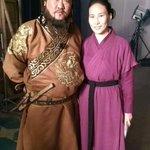 Миний найз Гэгээ бас Марко Полод тоглосон шд. Олон Монгол хүмүүс оролцсон. Найздаа амжилт. http://t.co/PZ6pI4Arms