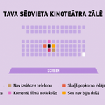 Patiesie fakti: tava sēdvieta kinoteātra zālē http://t.co/GRpqiQWw8W