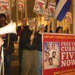 @sarah_alwell spkng @ celebration rally 4 #USCUBA + #Cuban5 release. #Vancouver #cuba @siempreconcuba @VanCuba_VCSC http://t.co/gCzm38lr7L