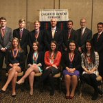 Congratulations to all of tonights @ClemsonHonors Scholars. Keep making us proud. http://t.co/7AbCmafxAh
