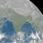 Latest Satellite Image of Nepali Sky (NPT=UTC+5.45) [Auto tweet] #Weather: http://t.co/X1fEYed1ws #SatImage #Nepal http://t.co/aiqRYjhgc5