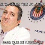 Los aficionados de @Chivas desesperados por no ver movimientos en el #DraftLigaMX sacan sus #Memes: http://t.co/qUaERx1q47