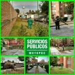 """Hoy concluimos el mantenimiento a las áreas verdes de la """"U.H La Hortaliza"""" @CarolinaMonroy_ #CienPorCientoHonesto http://t.co/KnX66gwiXN"""