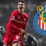 Brizuela #Oficial Nuevo Jugador De Chivas. http://t.co/yBwH0wIVNT