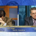 """""""Oh God, its mom."""" Woman calls CSPAN to scold her two bickering pundit sons. http://t.co/9LVMM0af1K http://t.co/h4PHBrT0nB"""