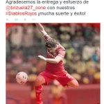 Toluca hace oficial la salida de Isaac Brizuela para que llegue a Chivas: http://t.co/YLBV55lMUL   vía @Ivanjo88 http://t.co/OlBESCl6VM
