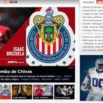 Brizuela, el primer refuerzo de Chivas para el Clausura 2015. Toda la información en --> http://t.co/E2GWTIztmx http://t.co/RFrTidqbRa