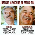 Justicia mexicana estilo @PRI_Nacional. Raúl Salinas libre, José Manuel Mireles preso. #YaMeCanse7 #LiberenaMireles http://t.co/PAbY9pQ8qs