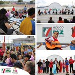 Concluimos actividades en el polígono 4 #Saltillo de jóvenes participantes en talleres de música. http://t.co/a3ZTZRsKy5