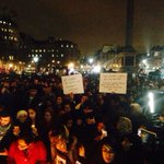 100s of Muslims Held A Candlelight Vigil In London For The Peshawar School Massacre Victims http://t.co/29mlwVKS9l http://t.co/Ae2ez1CHTe