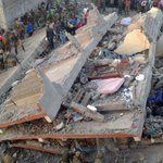 Families trapped as flat caves in http://t.co/tWRndTHwDV #Makongeni http://t.co/WI4JaGXTvJ