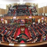 National Assembly business suspended for 30 minutes as opposition MPs derail committee sitting http://t.co/nlJOQpxSAT