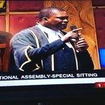 Parliament: Speaker Muturi suspends session for half an hour (http://t.co/W9cLhDv1Mv) http://t.co/0LnKllTDWz