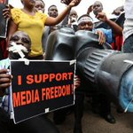 KINGORI : Media must be let free to do their work http://t.co/v7NFHqAB9F #SecurityBill http://t.co/5P1LbQ5iOU