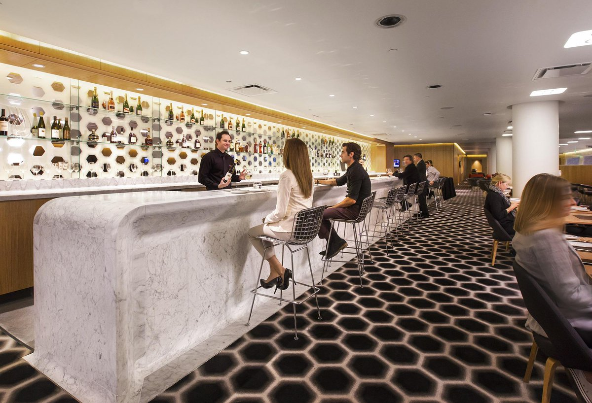 News: Qantas unveils new First Lounge in Los Angeles