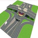 4 замын томоохон уулзваруудад ийм гүүрэн зам хийчихэд замын түгжрэл арилж, дугаарын хязгаарлалт хийх хэрэггүй болнодо http://t.co/Swm0zOddUe