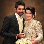 Lahiru Thirimanna got married ! Happy Wedded Life. We Wish both a Lifetime of Happiness! #LKA #SriLanka #Cricket http://t.co/xRnVlDpwXp