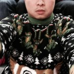 Here is finalist No. 2 in our #UglySweater Contest.  RT to vote for @TheSuperSlice! http://t.co/pH5OBFUbIh