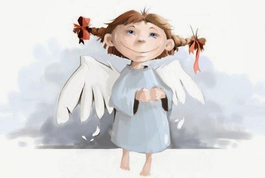 Даже если ты — почти ангел, всегда найдется тот, кому не понравится шелест твоих крыльев… http://t.co/IqZ1xf8V21