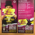 ONE DAY TO GO ... before the Dubai premiere of Willy Wonka! @DUCTAC @MallofEmirates #Dubai http://t.co/SsipbfhRMy