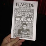 A special Christmas edition of #BaysideTheMusical @sbtbayside! Starring, for 1 week only.... http://t.co/QQ8BbcIfjc