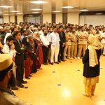 #SKMCH staff offered prayers for the victims of the massacre in Peshawar to showed solidarity to their families http://t.co/GYu4rL1xI7