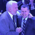 Love this pic. Best coach in the league w/5 rings showing genuine affection & #respect for Joerger. #Grizz #GNG http://t.co/7C9k0kgm0o