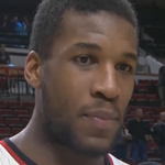"""""""Im a better free throw shooter than my percentage says"""" - TRob #preach #ripcity http://t.co/2NHHHRR4mn"""