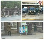 Heavy police presence around parliament and Harambee avenue ahead of planned protests by Cord. #SecurityBill http://t.co/Frnh3ENpeO