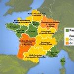 La carte de France à 13 régions définitivement adoptée par le Parlement http://t.co/n2LXxRlM11 http://t.co/k0LfsBKLZr
